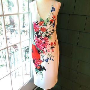 8b095e89 Premier Amour · Beautiful Premier Amour Sleeveless Floral Dress. NWT